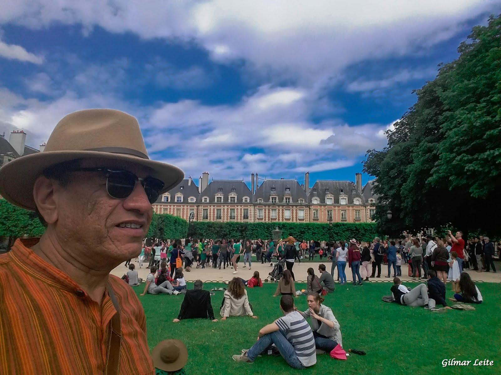 BAIRRO BASTILHA - PARIS