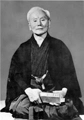 Master Funakoshi Gichin