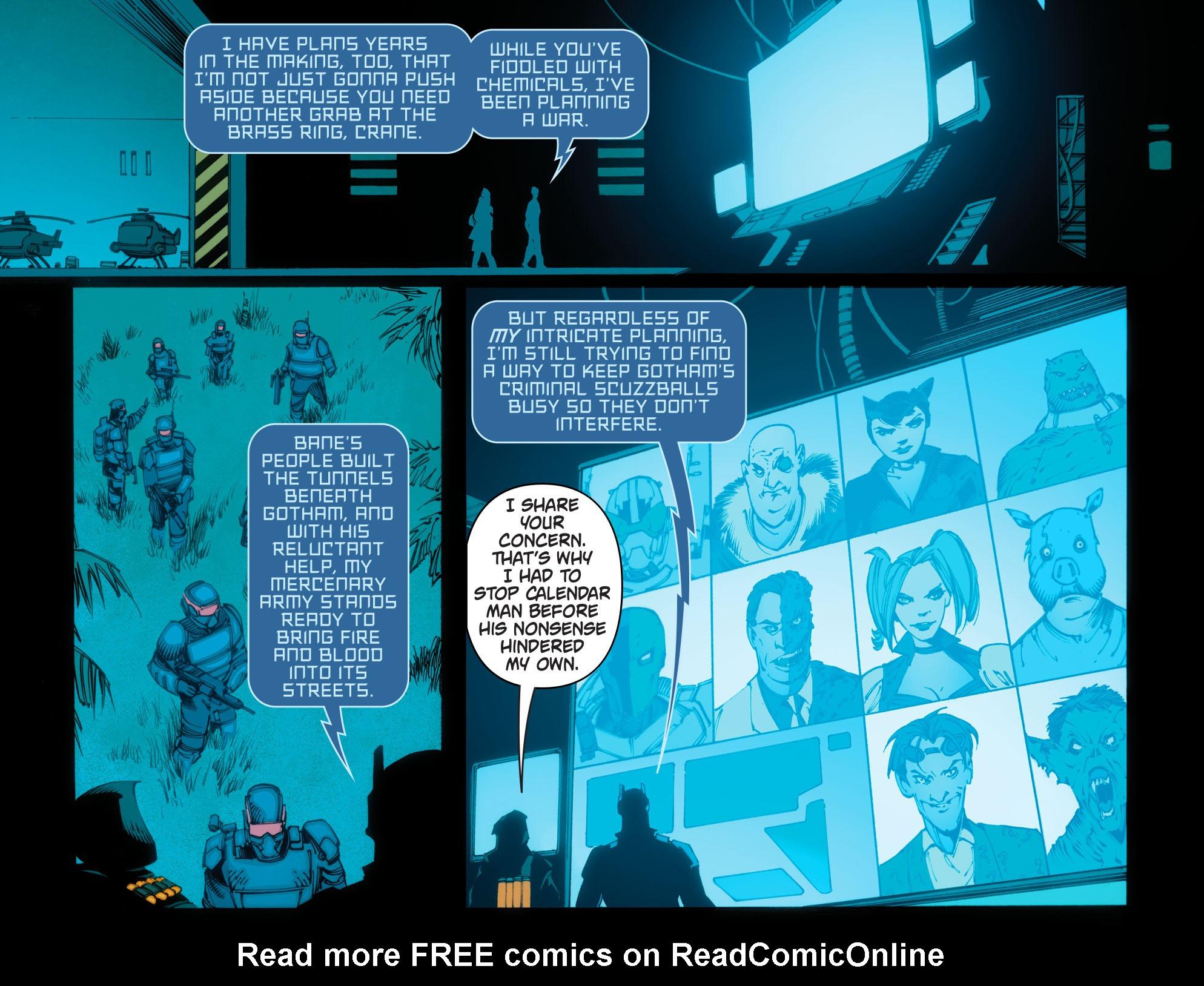 Batman: Arkham Knight [I] Issue #35 #37 - English 13