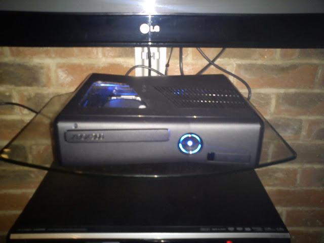 Xbox 360 Slim Custom Console Graphite Grey Xbox 360 Slim