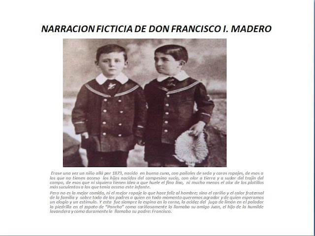 history francisco madero essay Francisco i madero campaigns from the back of a railway car in 1910 madero campaigned across the country on a message of reform and met with numerous supporters.