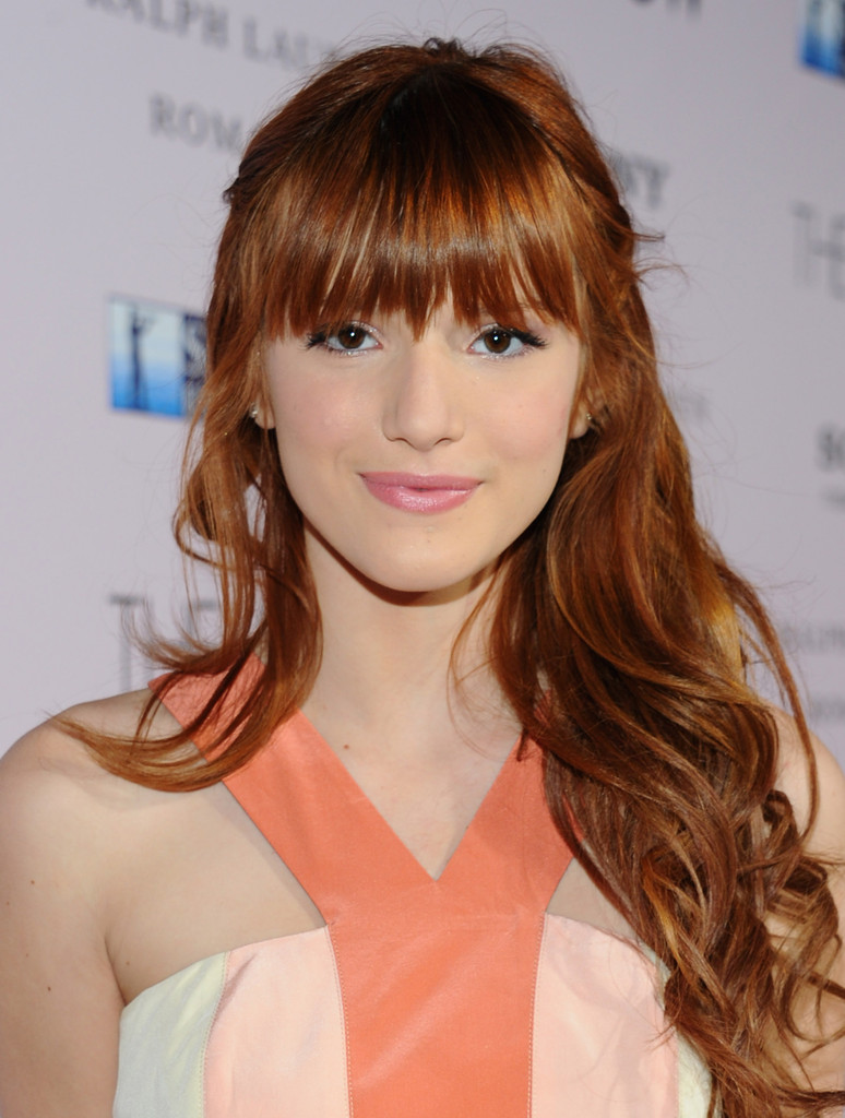 Top 50 Most Popular Long Hairstyles With Bangs 2015 Party Prom