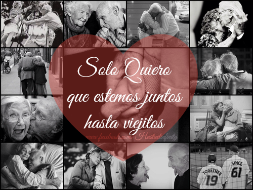 Imagenes De Amor Viejitos - Bellas Inpiraciones con 7 Imagenes de Viejitos Enamorados