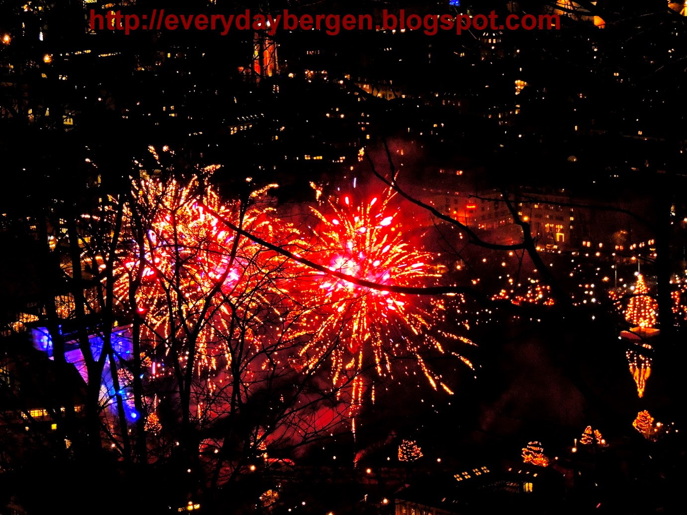 Celebration of Light, Bergen 2014