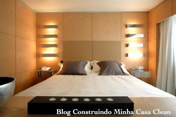 Construindo Minha Casa Clean Arandelas Iluminando e Decorando os Ambientes!!!