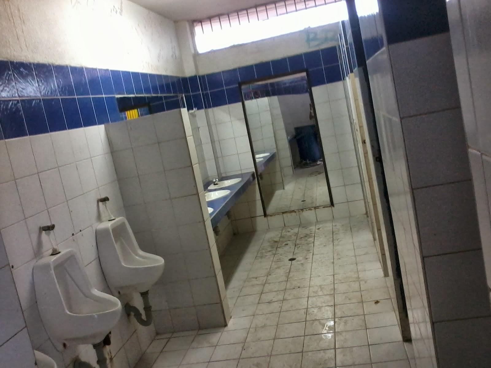 baño escuela secundaria