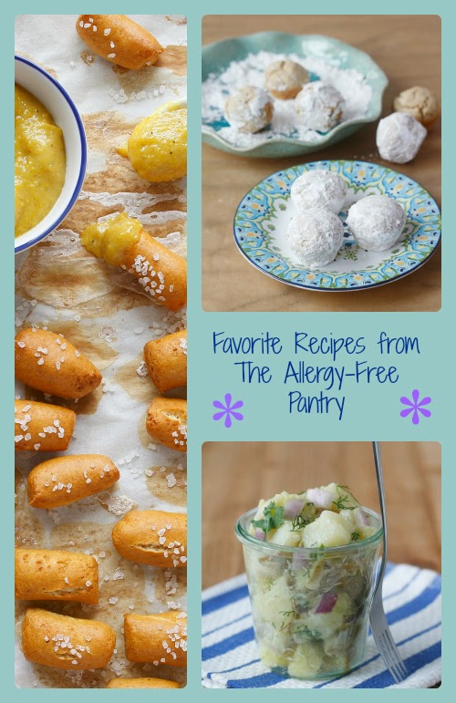 Learning to eat allergy free 2014 as i prepare for 2015 heres a recap of a few of the recipes you can find in the allergy free pantry forumfinder Images