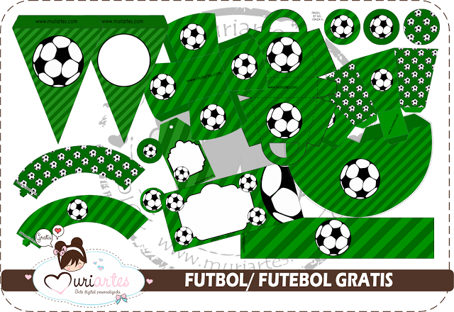 image about Soccer Printable identified as Football Cost-free Printable Package. - Oh My Fiesta! within english