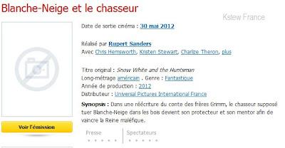 [Kristen Stewart] Blanche Neige (Snow White and the Huntsman) - Page 6 Sow