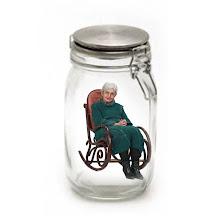 abuelita en frasco