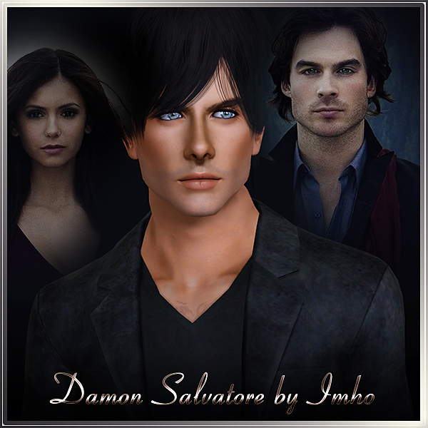 [Descarga legal] Damon Salvatore 08