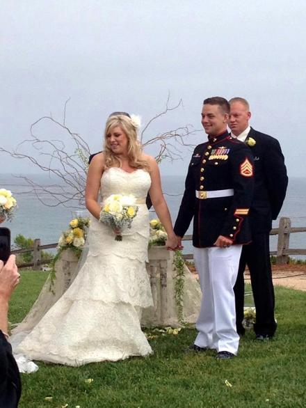 Briana gunvalson wedding