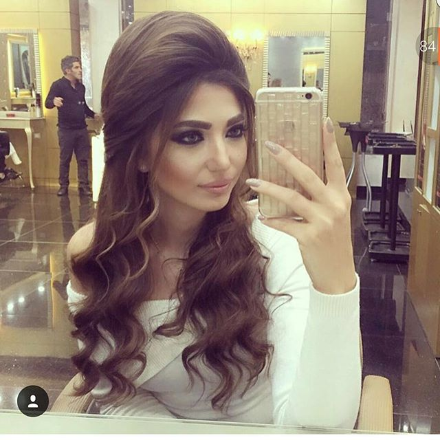 Beautiful Formal Hairstyles By Issam Bachir Lebanon