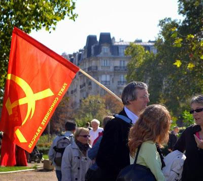 Franceses não querem luta de classes e sindicalismo comunista se esvaziou.
