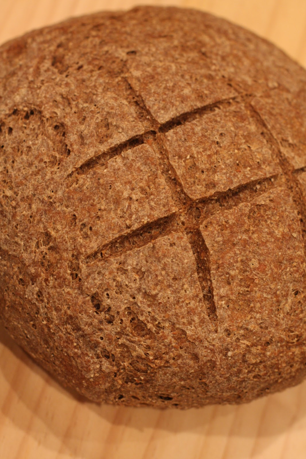Nonesuch: Old-Fashioned Rye Bread