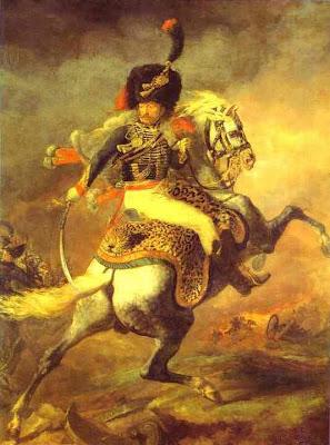 Oficial de Caballería de Géricault