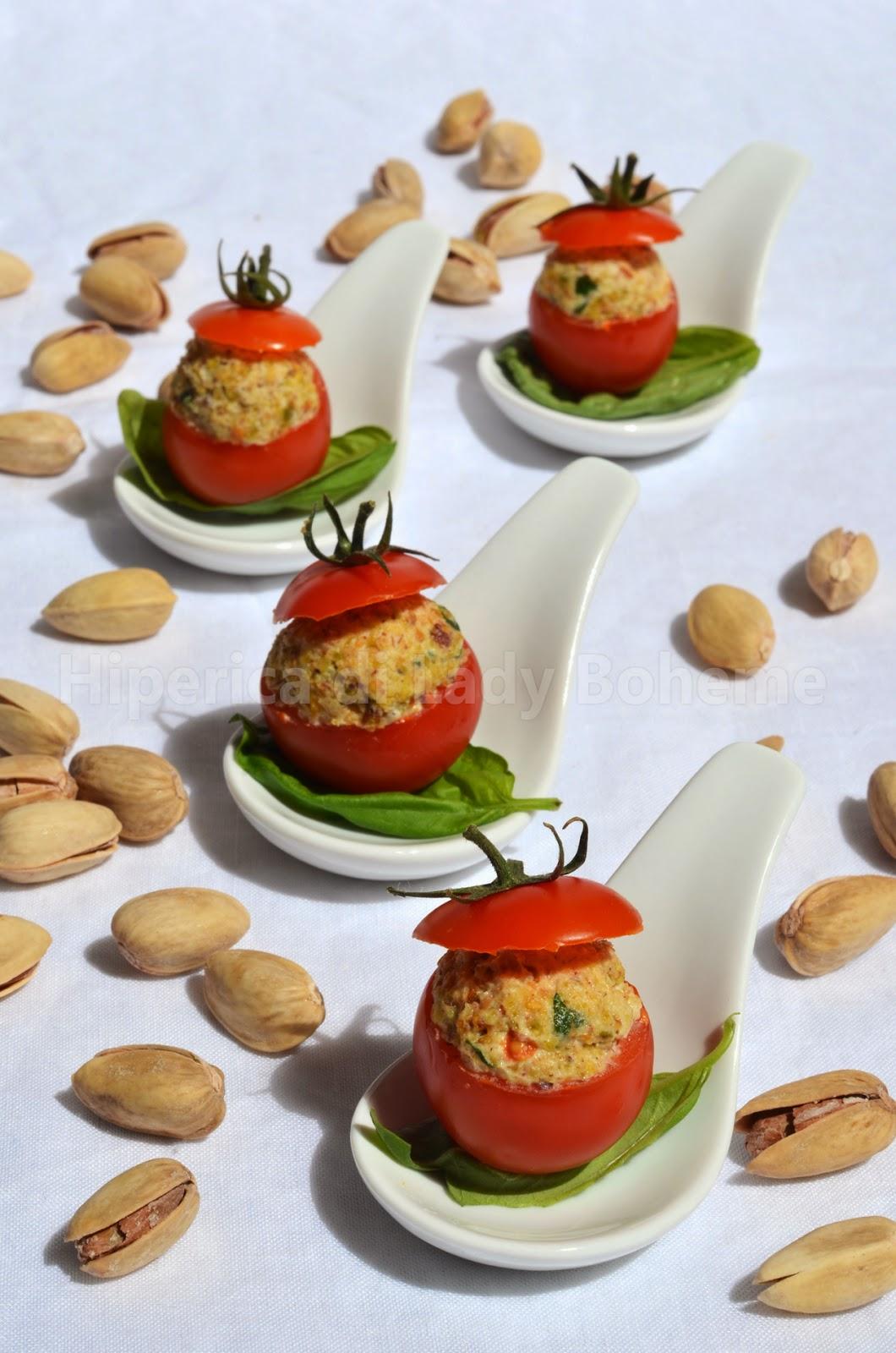 hiperica_lady_boheme_blog_cucina_ricette_gustose_facili_veloci_pomodori_pachino_ripieni_freddi_1