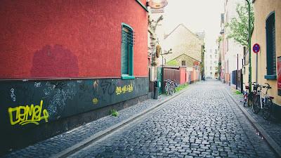 خلفيات شوارع للفوتوشوب