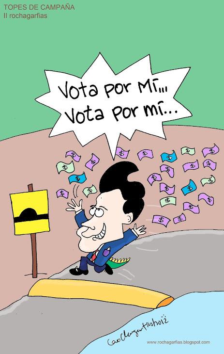 "Peña Nieto: ""generoso"" candidato a la presidencia."