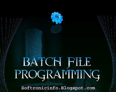how to add comments in a batch file