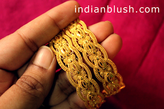 Ratanchur Hand Ornament bengali gold jewellery