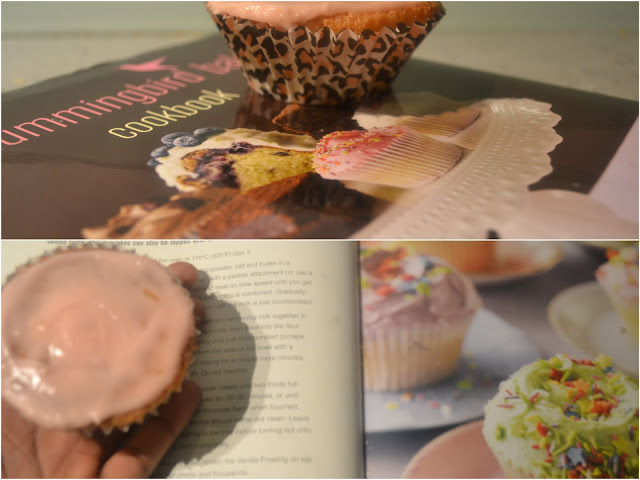 Hummingbird Cake Book