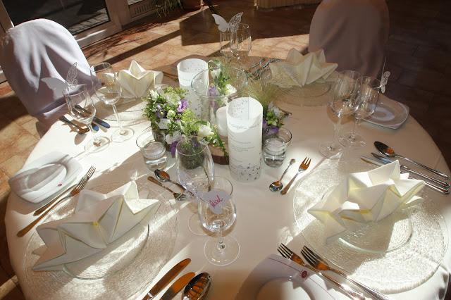 Sommerliche Hochzeitstafel im Riessersee Hotel Resort Garmisch