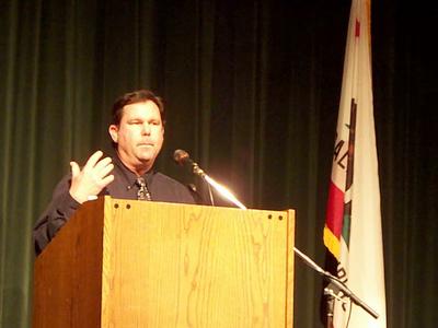 Dean Lee of the Pasadena Community Network
