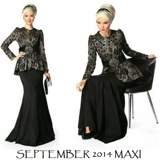 MAXI DRESS SEPTEMBER 2014