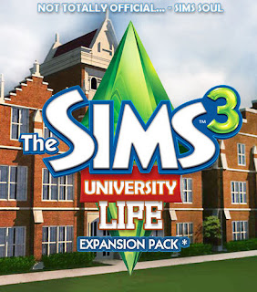 The Sims 3 University Life-FLT PC Games