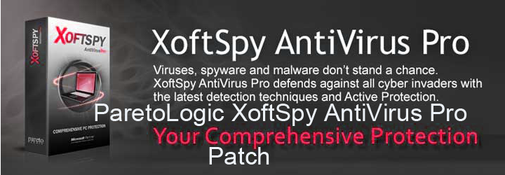 ParetoLogic XoftSpy Antivirus 2015 Patch License Key Portable Crack Free