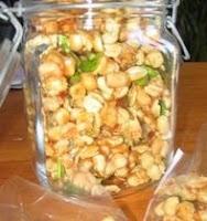 Resep Cara Membuat Kacang Panggang Aroma Daun Jeruk Wangi