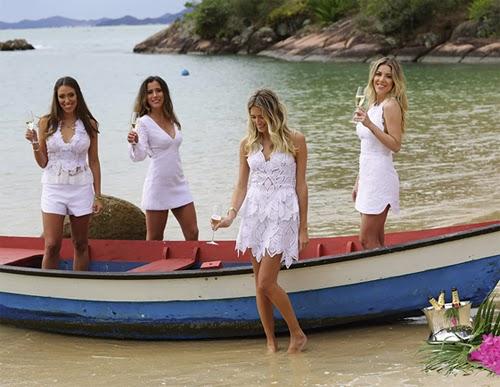 Looks para o Réveillon Coleção Martha Medeiros vestidos blusas short