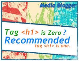 Cara Mengatasi Zero H1 di Chkme.com