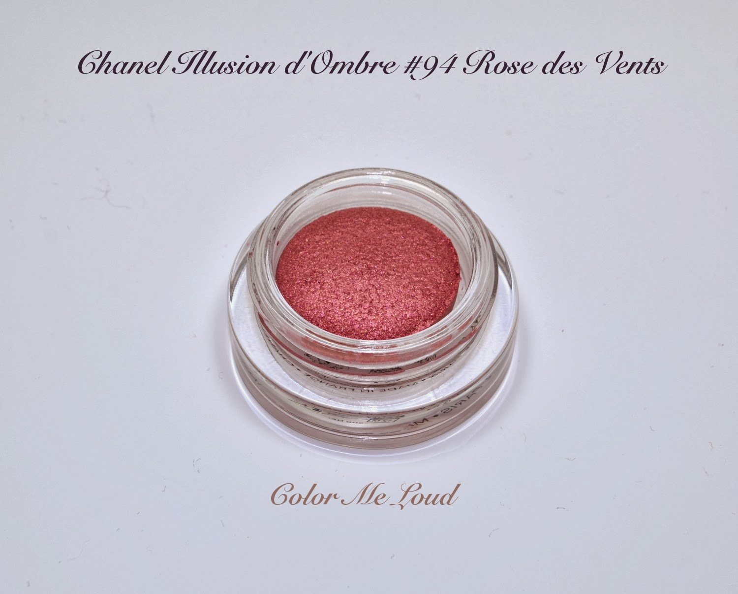 Chanel illusion d 39 ombre 94 in rose des vents for jardin for Jardin ombre