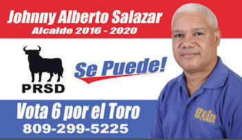 JOHNNY ALBERTO SALAZAR ALCALDE 2016-2020