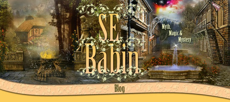 S.E. Babin - Stumbling Towards the Finish Line