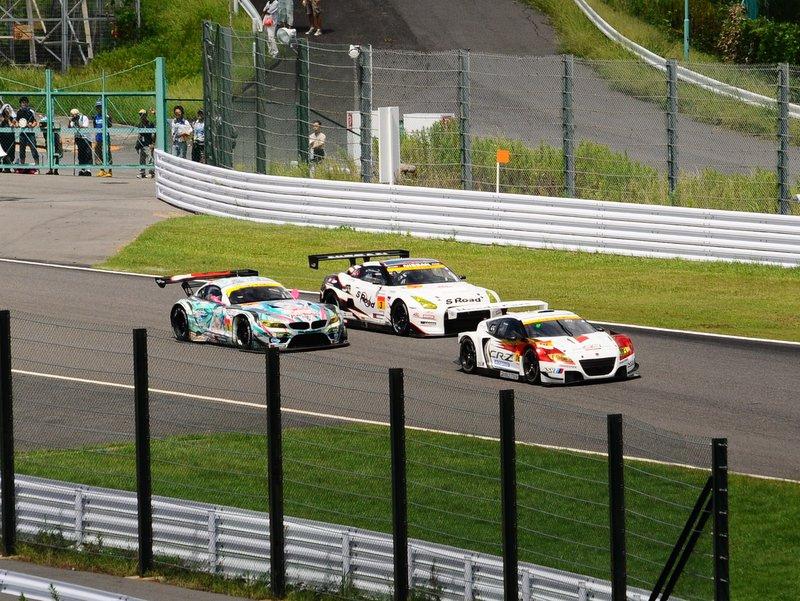 Super GT, japońska liga wyścigowa, seria, JDM, japanese, racing, Autobacs, BMW, Nissan, Honda 自動車競技