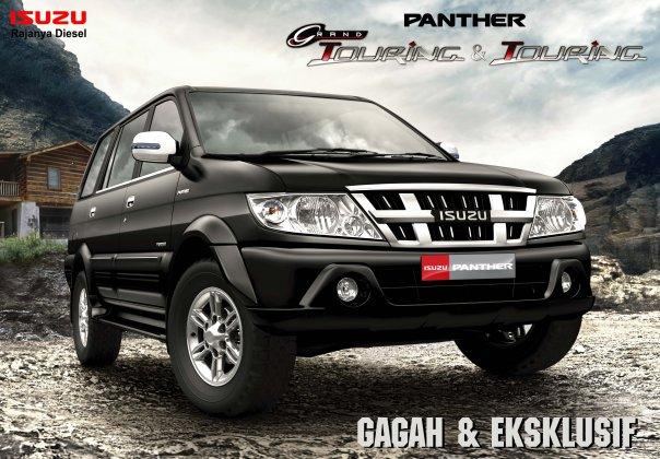 isuzu panther adalah salah satu kendaraan buatan isuzu yang sukses