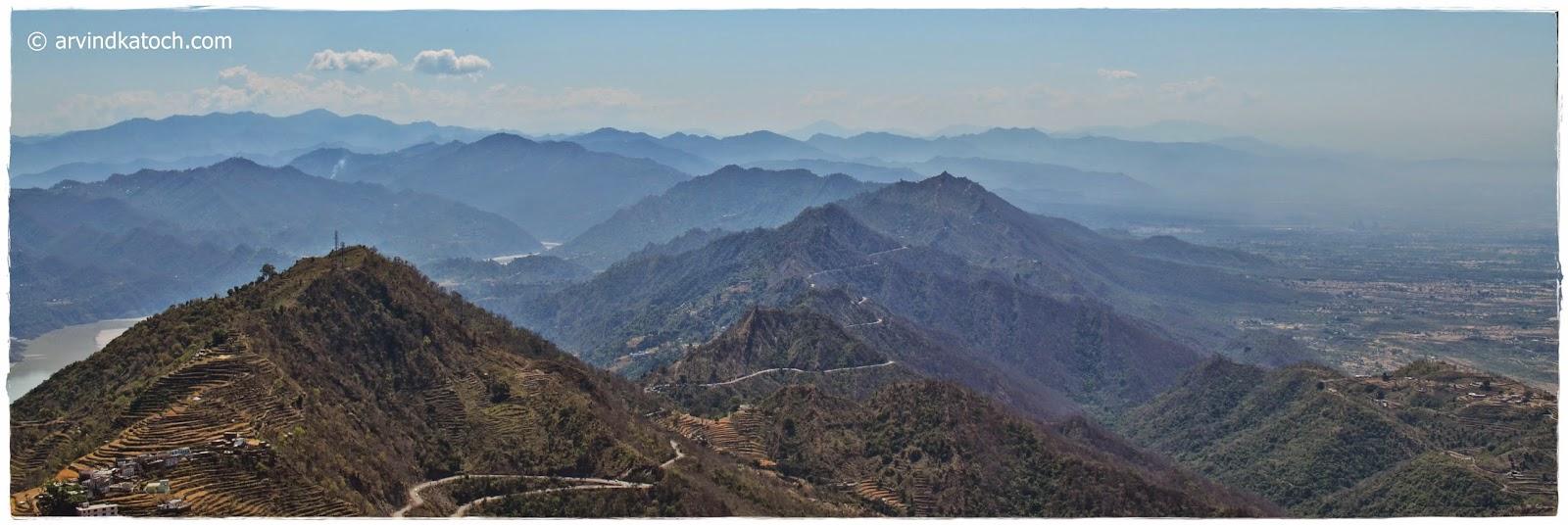 Hills, Plains, Himachal Pradesh, Naina Devi