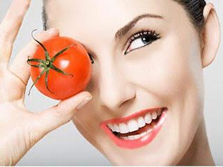 Manfaat Tomat Untuk Kulit Wajah