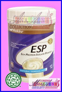 ESP Shaklee, Energizing Soy Protein