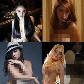 Lima Foto Topless Selebriti yang Terheboh