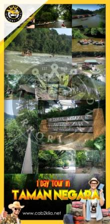 TOUR PACKAGE : TAMAN NEGARA