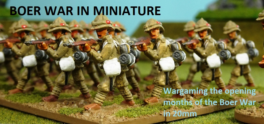 Boer War in Miniature