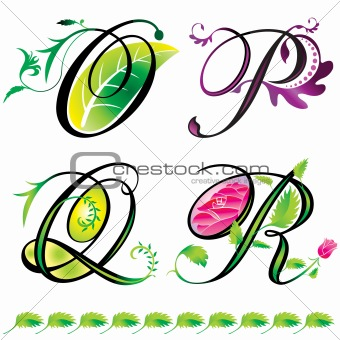 Letter R Designs Tattoos For