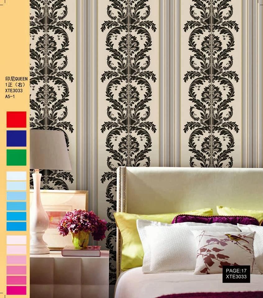 tomtom wallpaper contoh wallpaper dinding kamar tidur