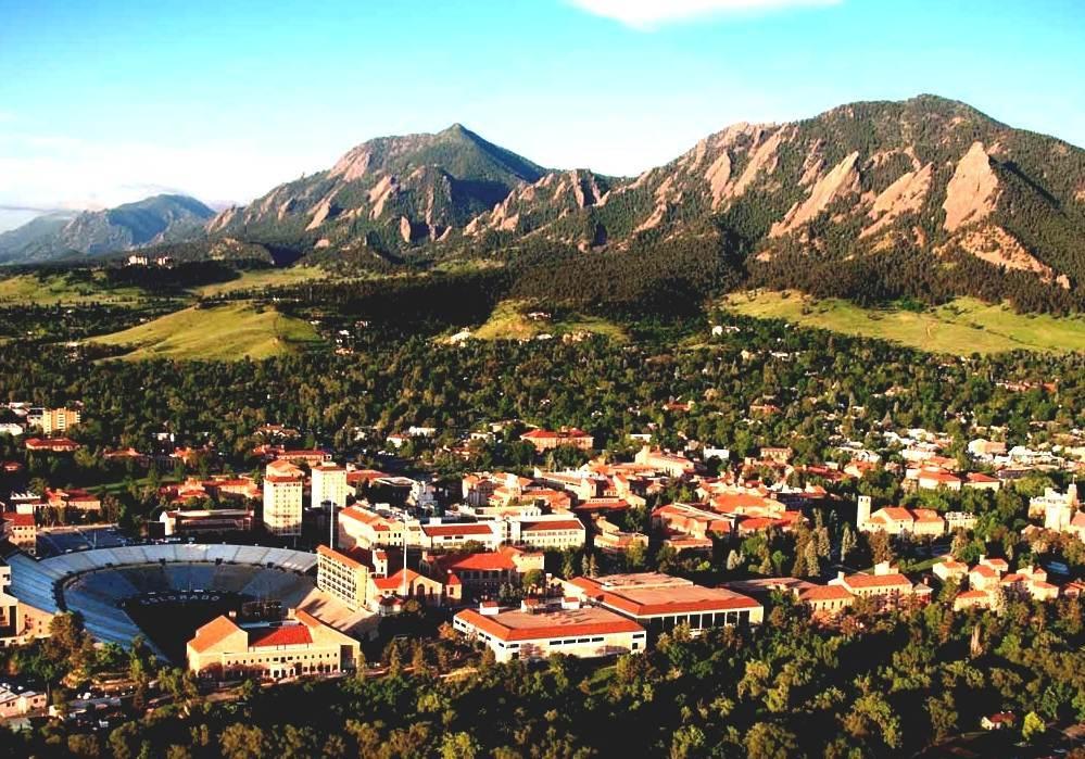 university of colorado boulder boulder college colorado