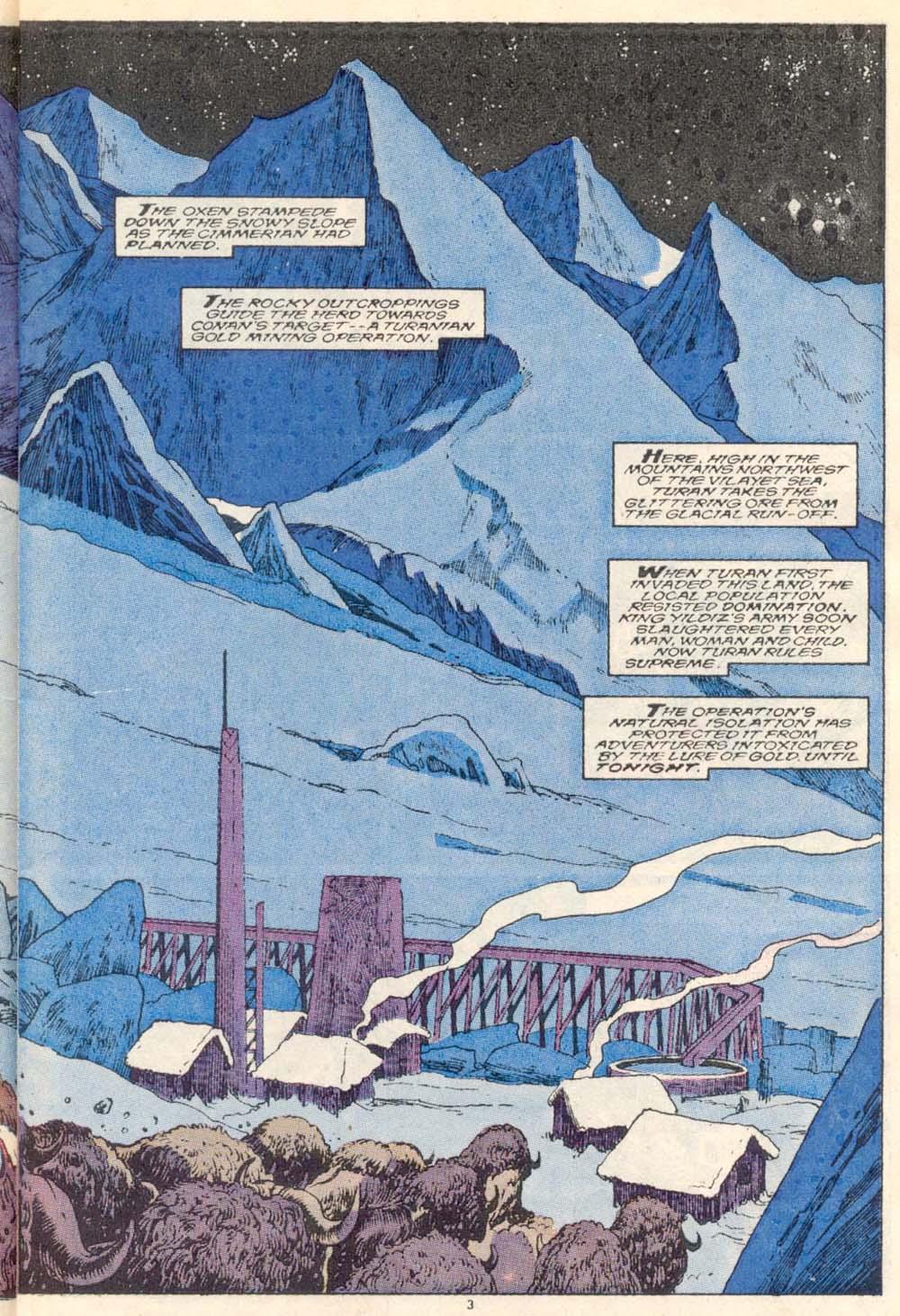 Conan the Barbarian (1970) Issue #220 #232 - English 5