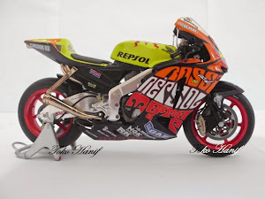 MotoGP Honda RC211V (Valentino Rossi 2003)